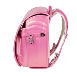 Школьный ранец с ортопедической спинкой KIDS AMI Розовый (Арт. DL015)